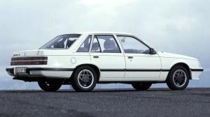 Senator A po liftingu (1982-1987) /Opel