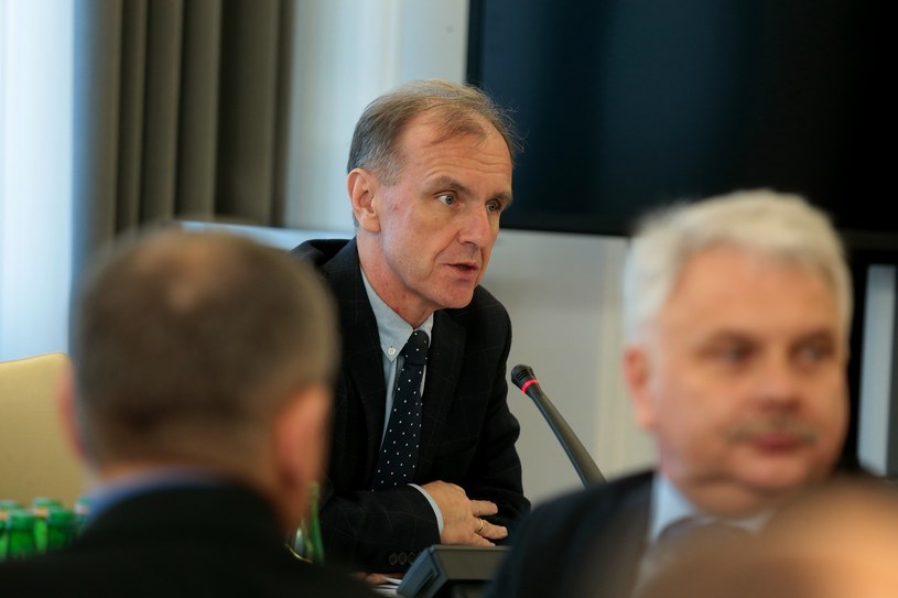 Senator Bogdan Klich /Adam Jankowski/REPORTER /East News