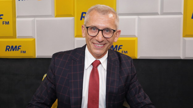 Senator, były szef NIK Krzysztof Kwiatkowski /Piotr Szydłowski /RMF FM
