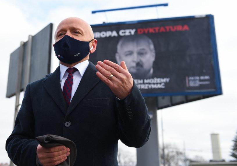 Senator Jacek Bury z Lublina dołączył do Polski 2050 Szymona Hołowni /Krzysztof Radzki /East News