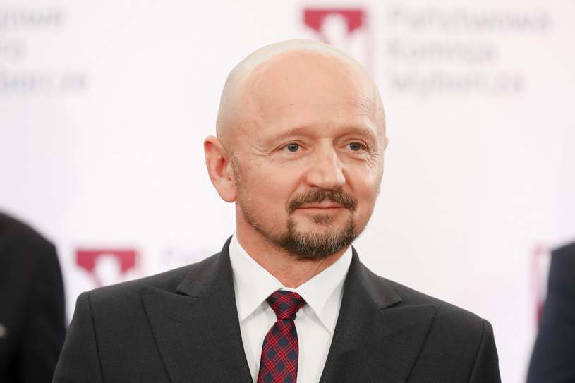 Senator Jacek Bury /Andrzej Iwańczuk/Reporter /Reporter