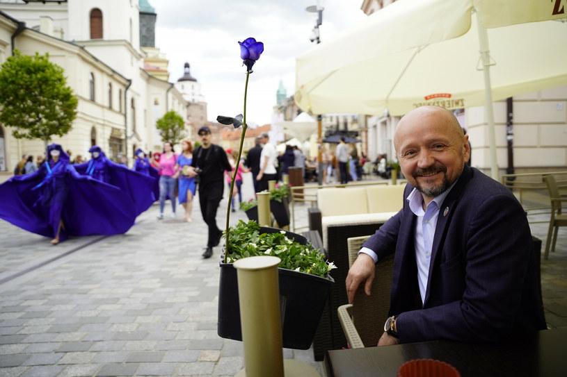 Senator Jacek Bury /Jacek Bodzak  /East News