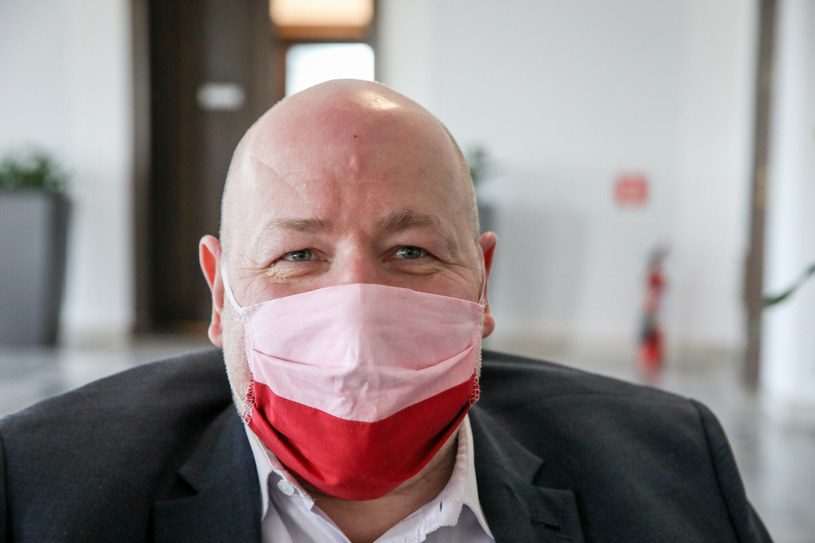 Senator Jan Filip Libicki /Andrzej Iwańczuk /Reporter