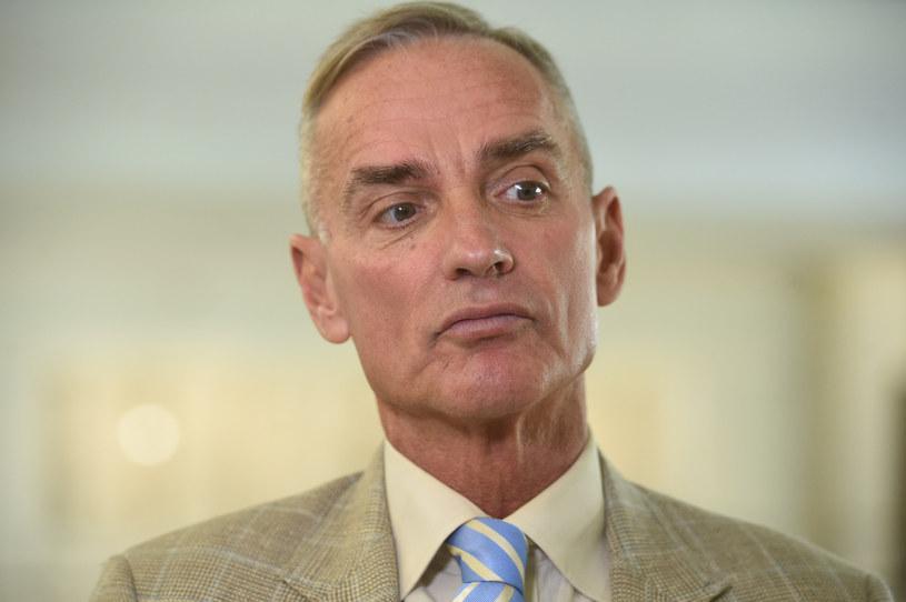 Senator Jan Maria Jackowski /Zbyszek Kaczmarek /Reporter