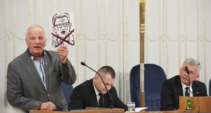 Senator Jan Rulewski /Radek Pietruszka /PAP