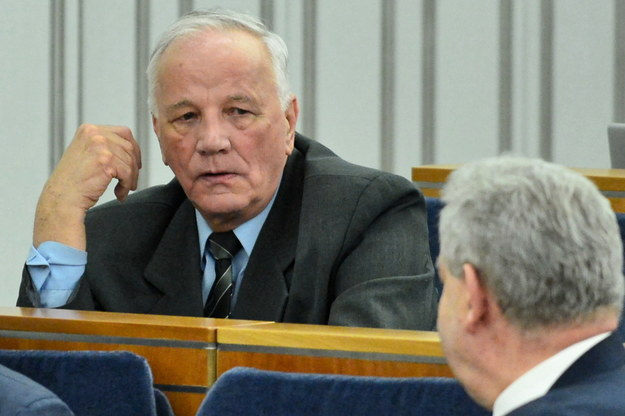 Senator Jan Rulewski / Jakub Kamiński    /PAP
