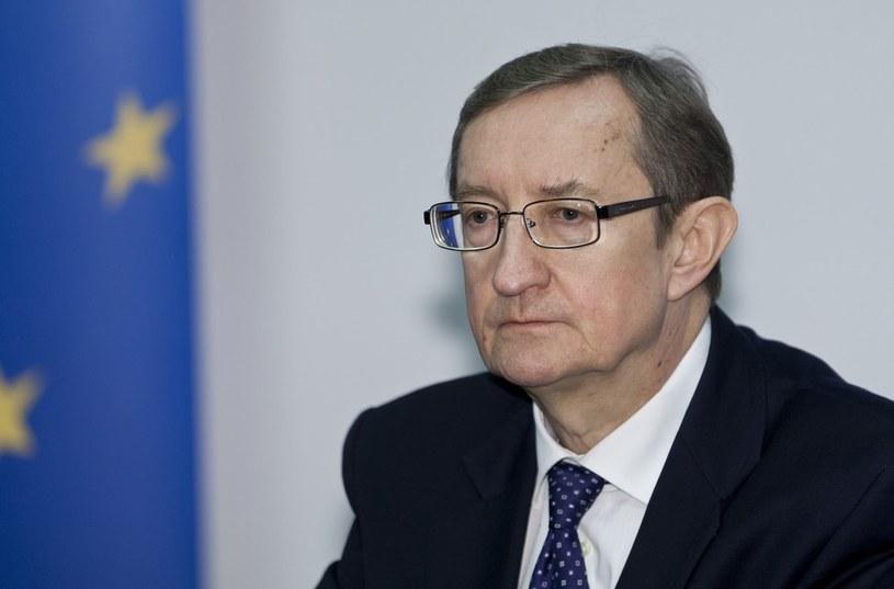 Senator Józef Pinior /Leszek Kotarba  /East News