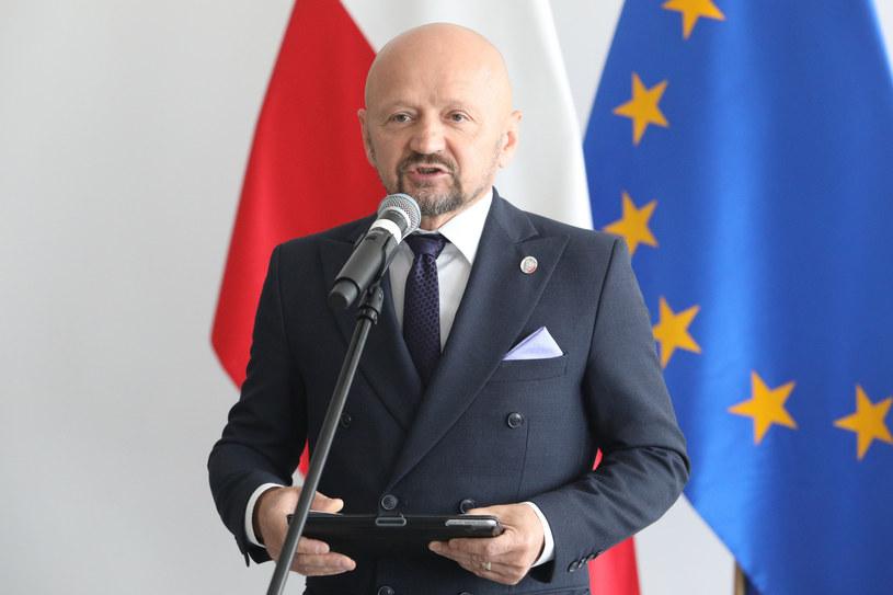 Senator KO Jacek Bury /Fot Tomasz Jastrzebowski /Reporter