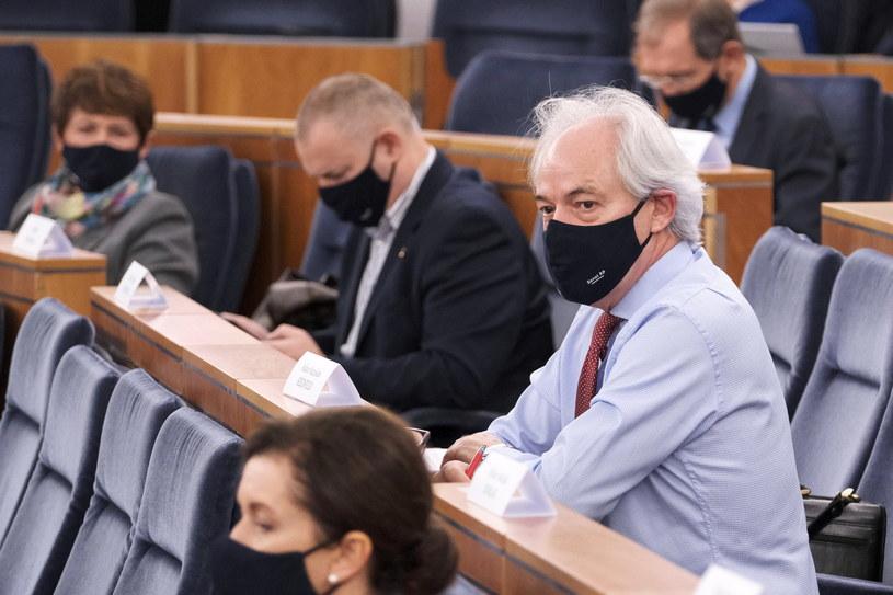 KO-PO Senator Adam Szejnfeld (P) / PAP