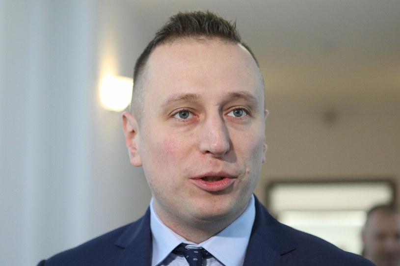 Senator Krzysztof Brejza /Tomasz Jastrzębowski /Reporter