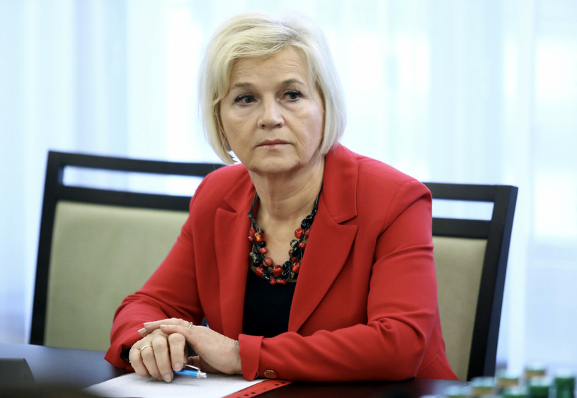Senator Lidia Staroń /Piotr Molecki /East News