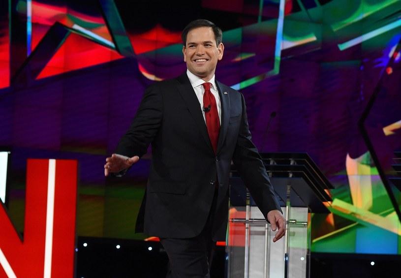 Senator Marco Rubio /AFP