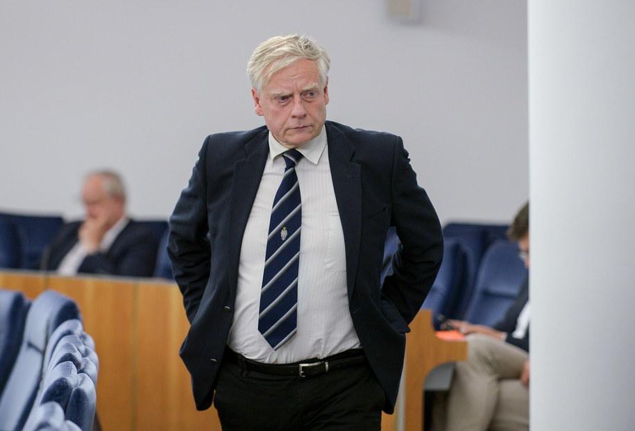 Senator PiS Aleksander Bobko /Marcin Obara /PAP