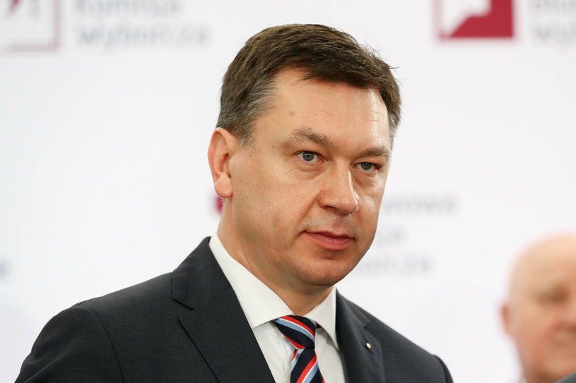Senator PiS Marek Martynowski /fot. Andrzej Iwanczuk /Reporter