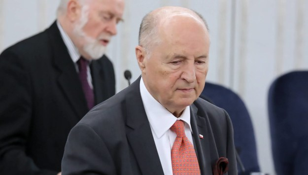 Senator PiS Michał Seweryński / Tomasz Gzell    /PAP