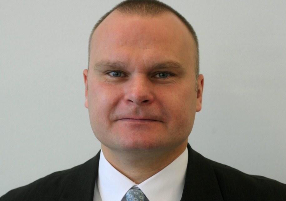 Senator Platformy Obywatelskiej Maciej Grubski (zdjęcie archiwalne) /Tomasz Gzell /PAP