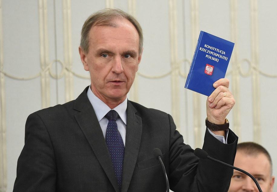 Senator PO Bogdan Klich /Radek Pietruszka /PAP
