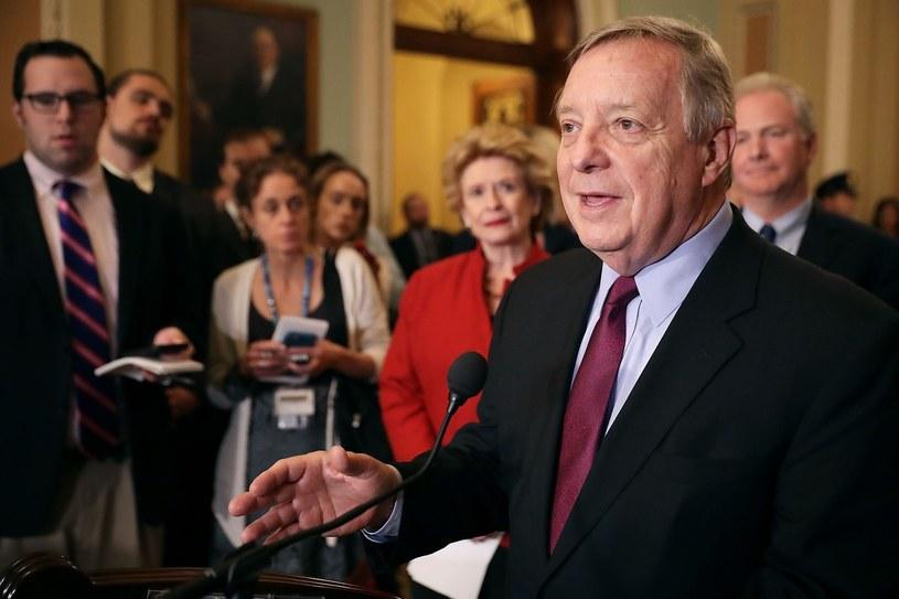 Senator Richard Durbin /AFP
