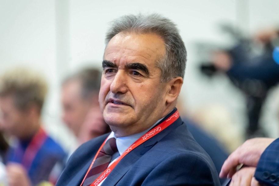 Senator Ryszard Bober /\Tytus Żmijewski /PAP