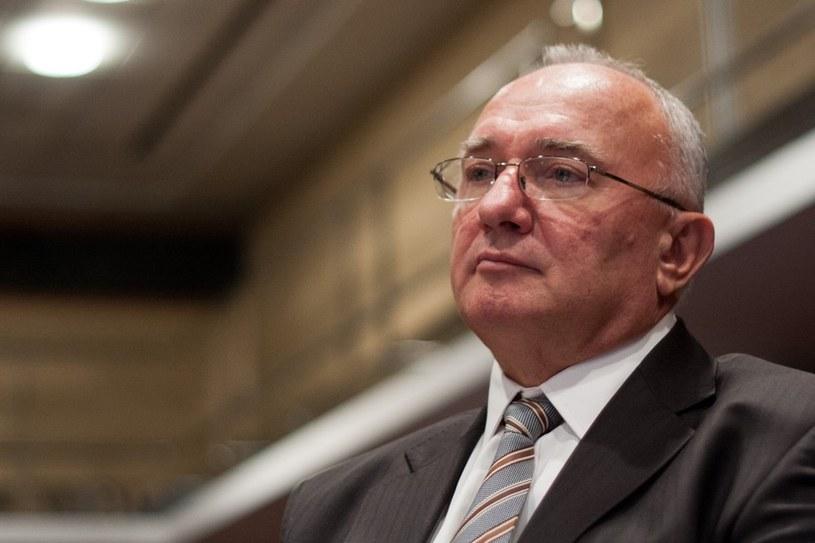 Senator Stanisław Iwan /Krystian Maj /Reporter
