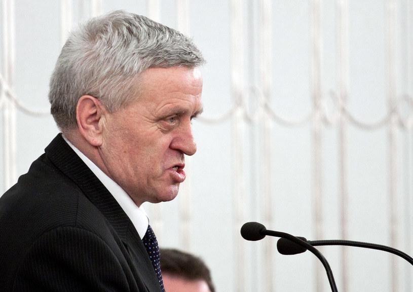 Senator Stanisław Kogut /Tomasz Adamowicz /Agencja FORUM