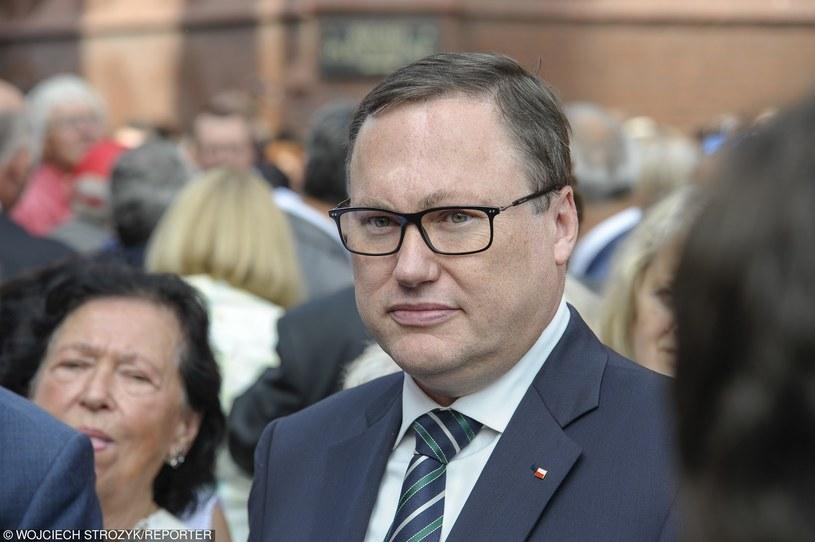 Senatora PiS Grzegorza Biereckiego /Wojciech Stróżyk /Reporter
