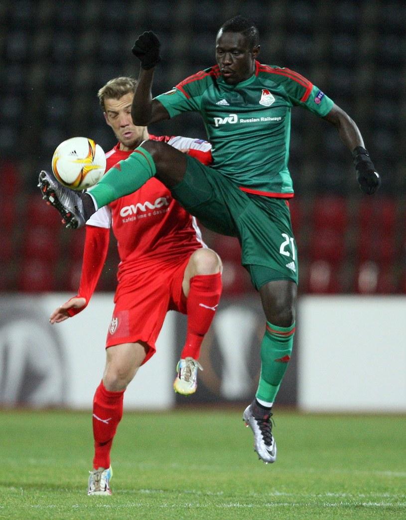 Senegalczyk Oumar Niasse /AFP