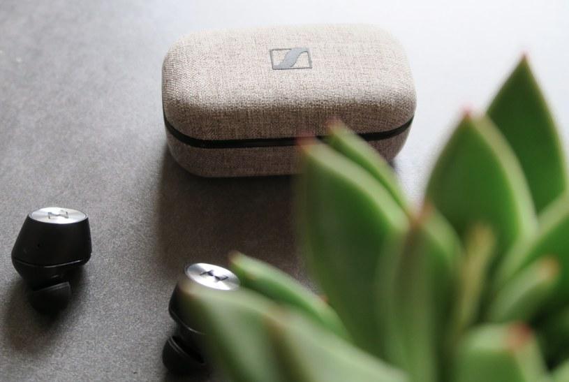 Sennheiser Momentum True Wireless /INTERIA.PL