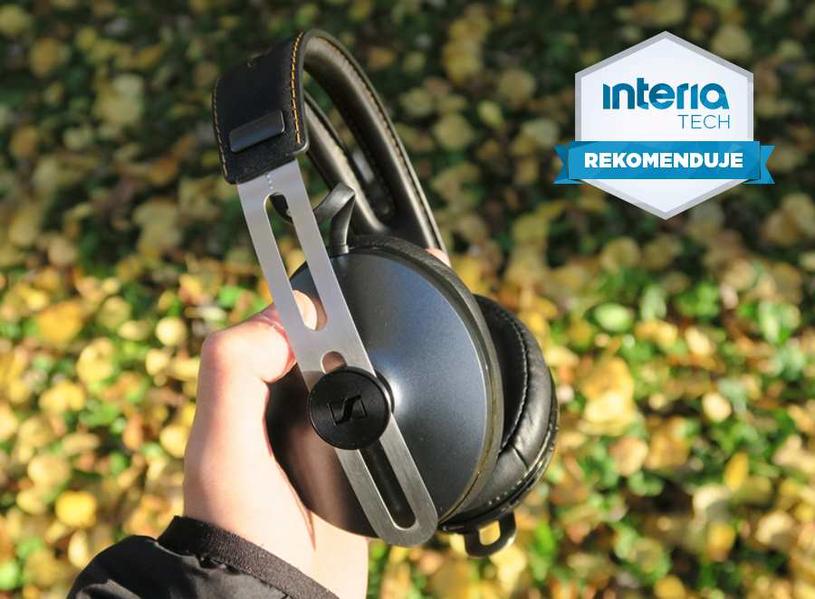Sennheiser Momentum Wireless M2 AEBT receives a recommendation from the Nowe Technologie Interia website /INTERIA.PL