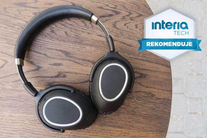 Sennheiser PXC550 otrzymuje REKOMENDACJĘ serwisu Nowe Technologie /INTERIA.PL