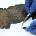 Sensacja archeologiczna: Odkryto zwoje z przekazem biblijnych proroków