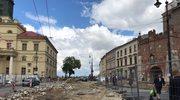 Sensacyjne odkrycie w Lublinie: Barbakan przy Bramie Krakowskiej