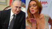 Sensacyjne plotki! Lindsay Lohan ma romans z Putinem?