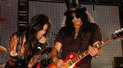 Sensacyjny duet Slasha