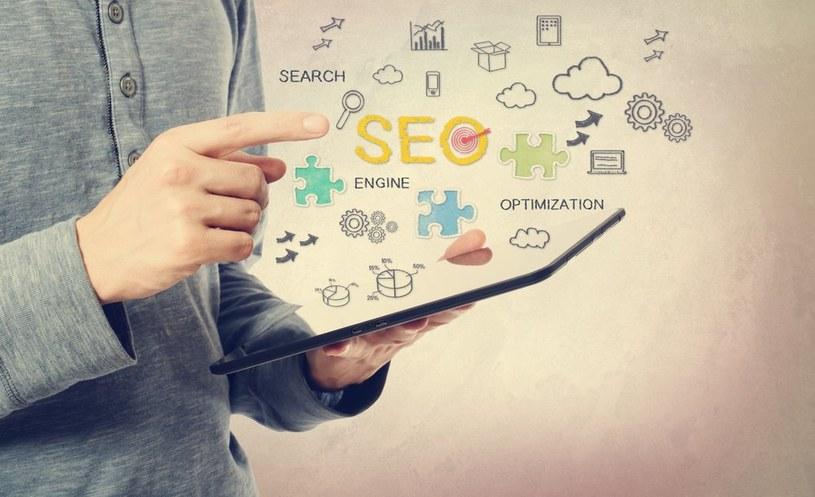 Seo optymalizacja Schemat SEO /materiały prasowe /materiały prasowe