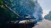 Separatyści szturmują jednostkę w Doniecku