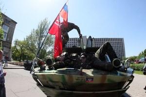 Separatyści w Doniecku: nie pozwolimy na wybory prezydenckie