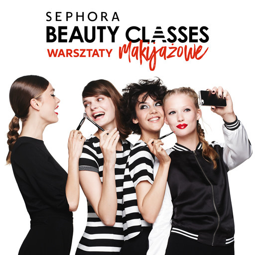 Sephora Beauty Classes /materiały prasowe