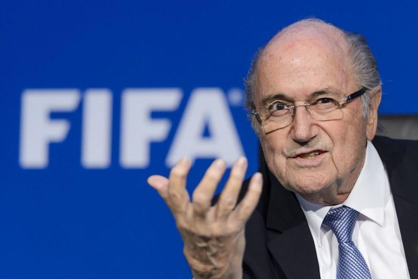 Sepp Blatter znalazł nową pracę /AFP