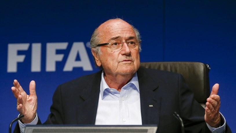 Sepp Blatter /AFP