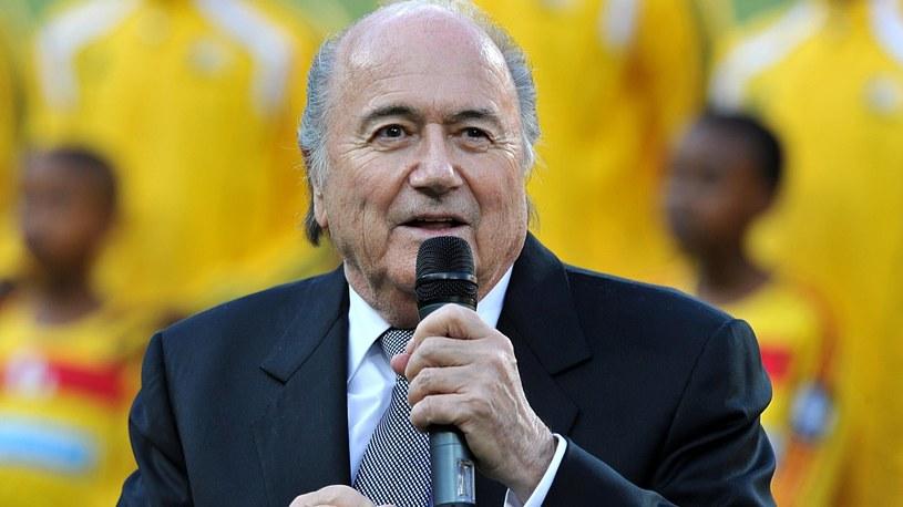 Sepp Blatter /PA Sport