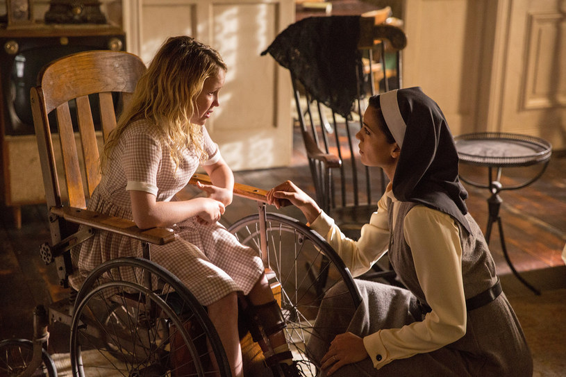 """Sequel """"Annabelle"""" wzbudzi takie same kontrowersje jak pierwsza część? /materiały prasowe"""