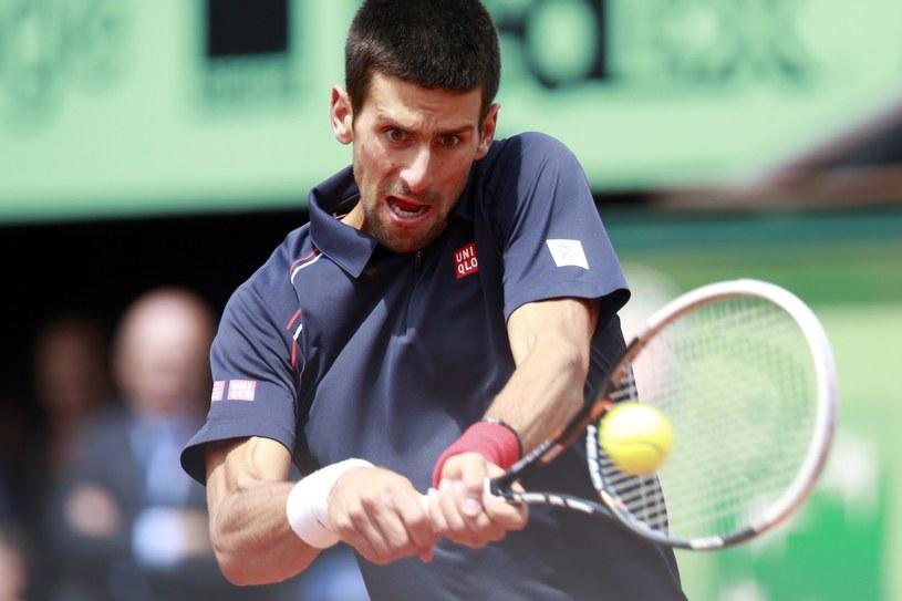Serb Novak Djokovic będzie bronił tytułu wywalczonego na US Open w 2011 roku. /. /AFP