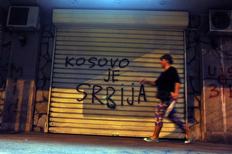 Serbia nie uznaje ogłoszonej w 2008 roku niepodległości Kosowa /AFP