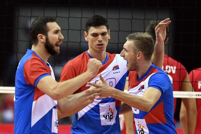 Serbowie awansowali do półfinału ME w Polsce /www.cev.eu