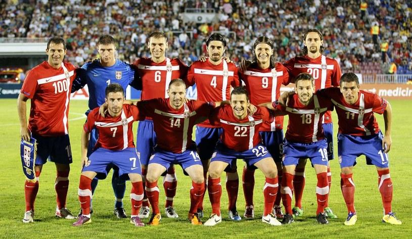 Serbowie mogliby dostarczyć do potencjalnej kadry sporą grupę zawodników. Wśród nich: Żoran Toszić, Branislav Ivanović czy Aleksandar Kolarov /AFP