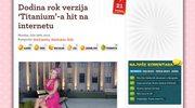 Serbowie zachwyceni Dodą