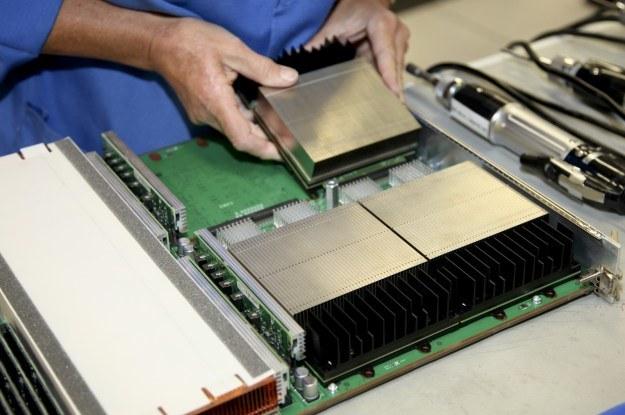 Sercami Tytana są procesory graficzne Nvidii /INTERIA.PL/informacje prasowe