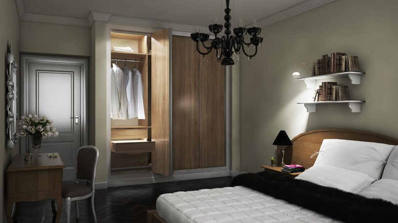 Sercem każdej sypialni jest łóżko /materiały prasowe