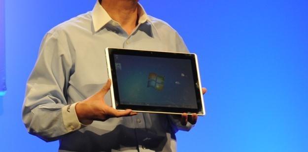 Sercem tabletu Eee Pad Slate jest procesor Core i5 /gizmodo.pl